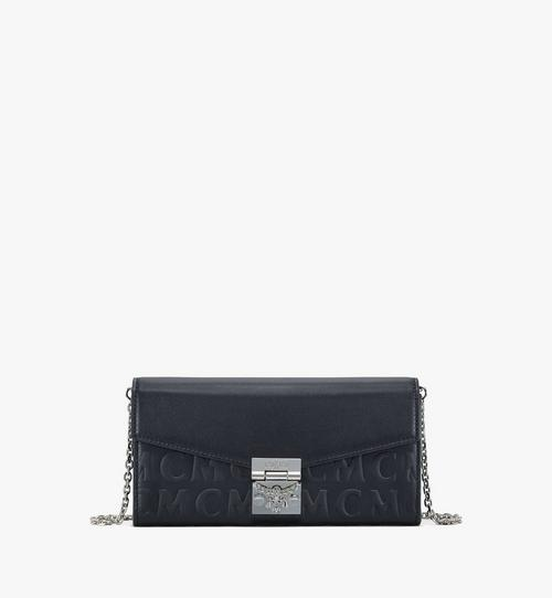 Patricia Crossbody Wallet in MCM Monogram Leather