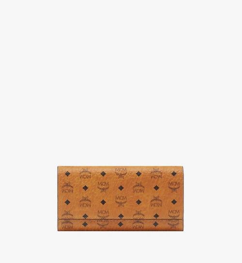 กระเป๋าสตางค์แบบพับสามทบลาย Visetos Original