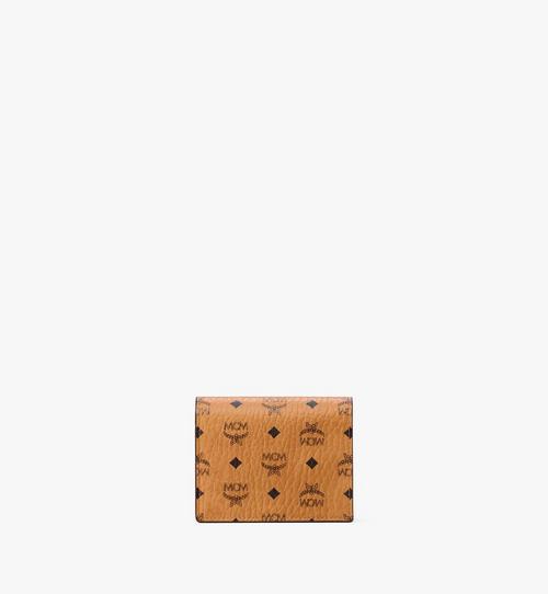 กระเป๋าสตางค์ใส่การ์ดแบบแบนลาย Visetos Original