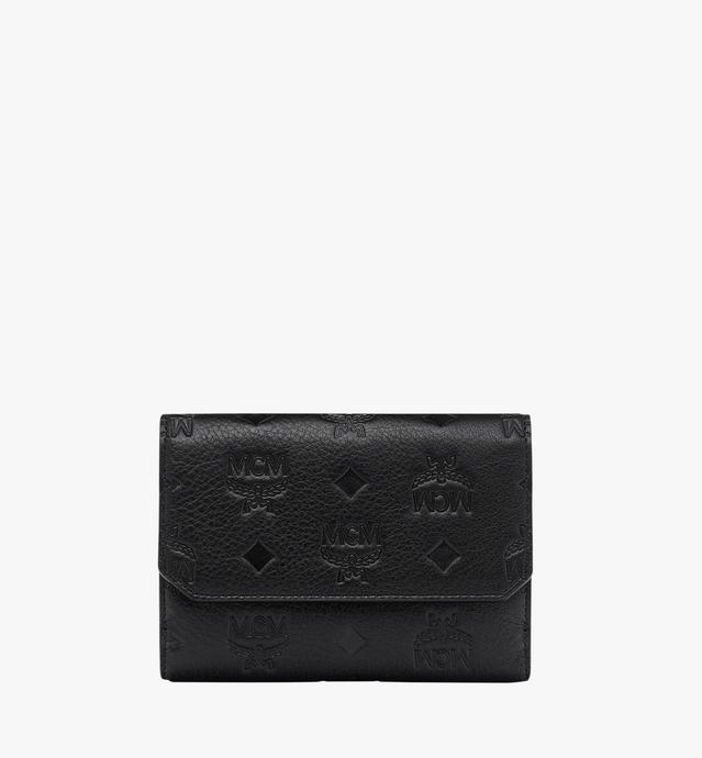 Klara Two Fold Wallet in Monogram Leather