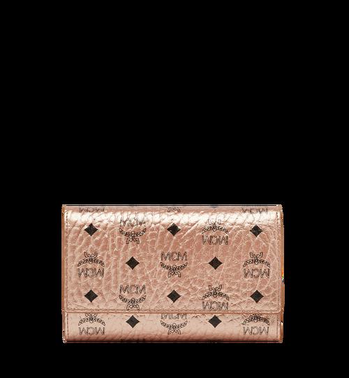 Dreifach gefaltete Brieftasche aus Visetos Original