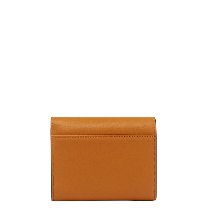 MCM Patricia Three Fold Wallet in Leather Alternate View 3