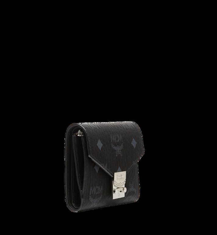 MCM Patricia dreifach gefaltete Brieftasche in Visetos Alternate View 2