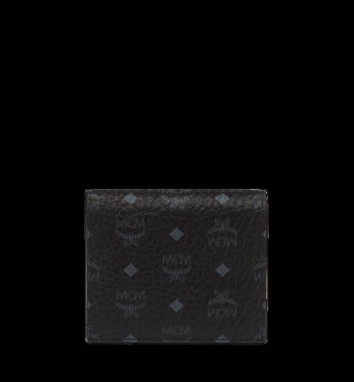 MCM Brieftasche mit Rundum-Reissverschluss in Visetos Original Alternate View