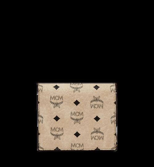 Two Fold Wallet in Visetos Original