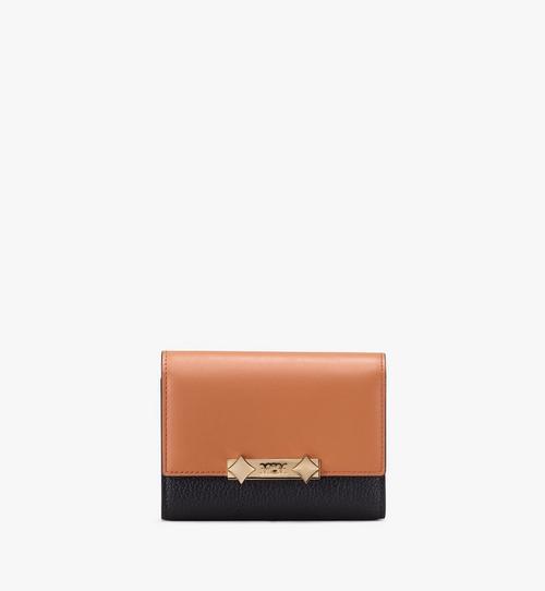 Milano Three-Fold Wallet