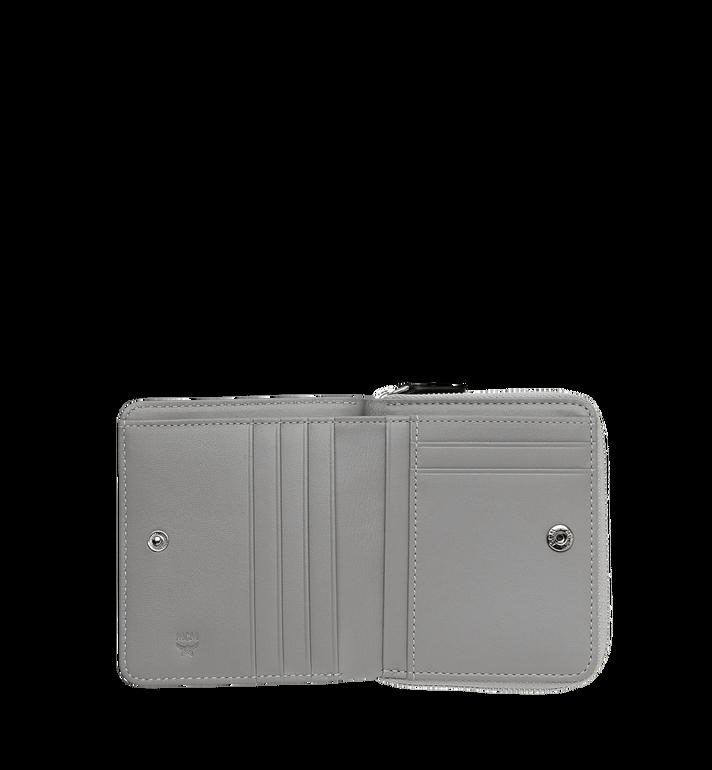 MCM Brieftasche mit Rundum-Reissverschluss in Visetos Original Alternate View 4