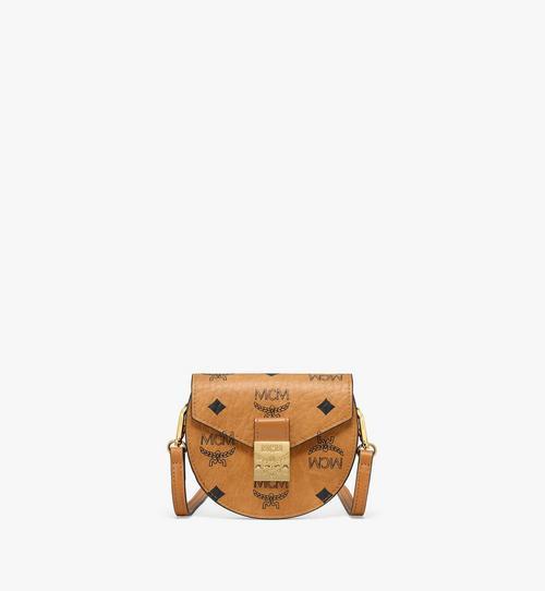 กระเป๋าสตางค์ครอสบอดี้ทรงกลม Patricia ลาย Visetos