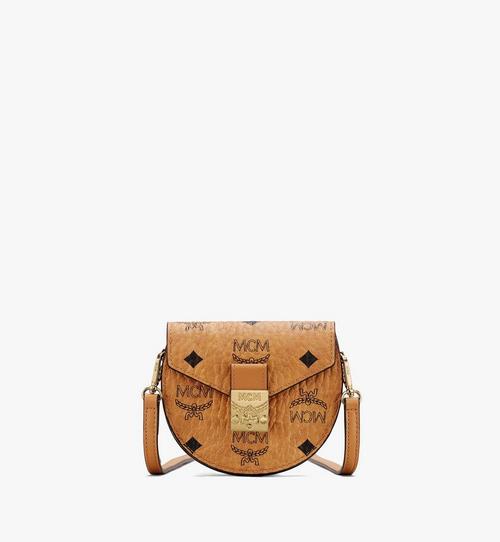 กระเป๋าสตางค์ทรงกลม Patricia ลาย Visetos