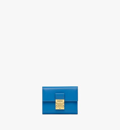 Patricia Trifold Wallet in Spanish Leather