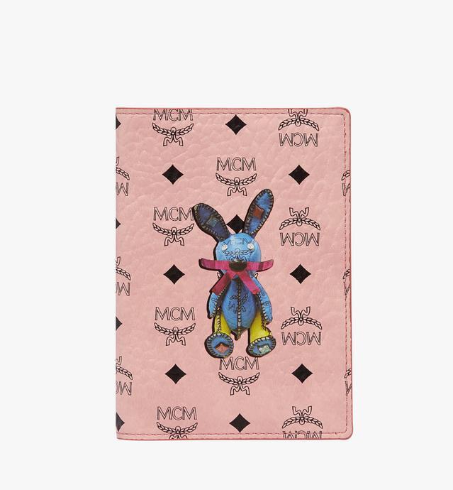 래빗 여권지갑