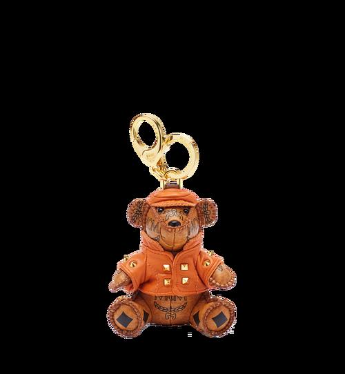 City Bear 動物吊飾