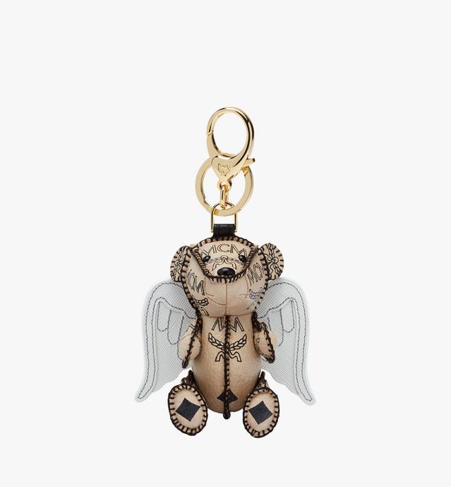 Cupid Bear Animal Charm
