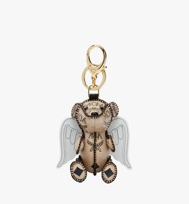 Cupid Bear Animal Charm