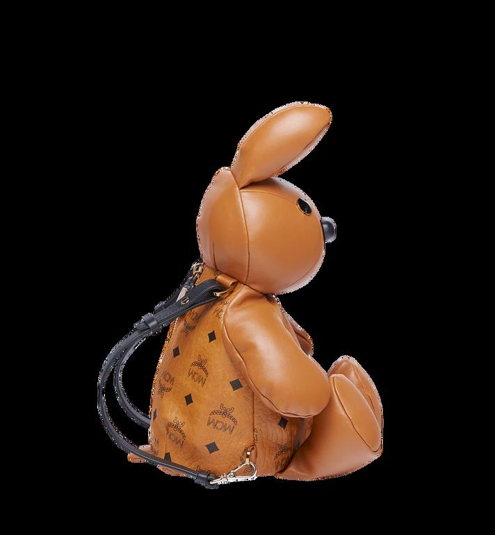 MCM Rabbit Crossbody Backpack in Visetos Cognac MYZ7AXL17CO001 Alternate View 4