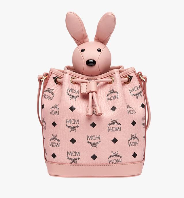 小兔子 Visetos 玩偶抽绳包