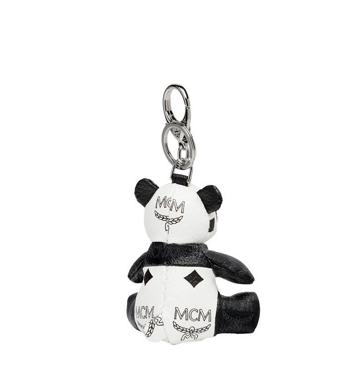 MCM Panda Animal Charm White MYZ7SXA18WT001 Alternate View 2