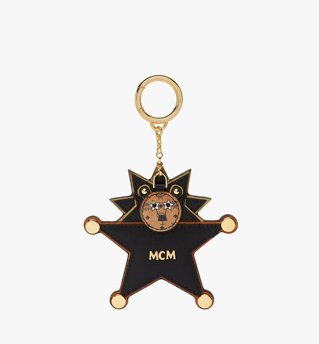 Star Lion Charm in Visetos