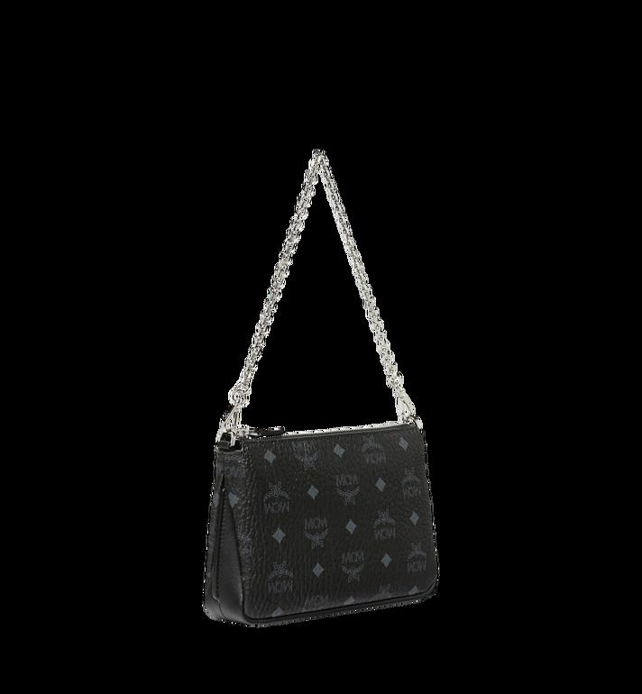 MCM Millie Crossbody-Tasche mit Reissverschluss oben in Visetos  MYZ8AME02BK001 Alternate View 2