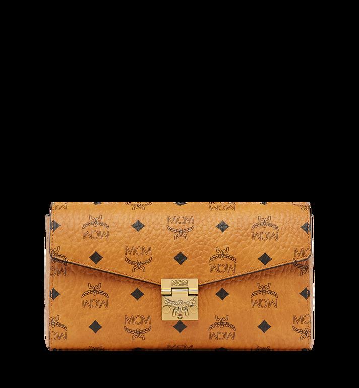 MCM Millie Flap Crossbody-Tasche in Visetos Alternate View