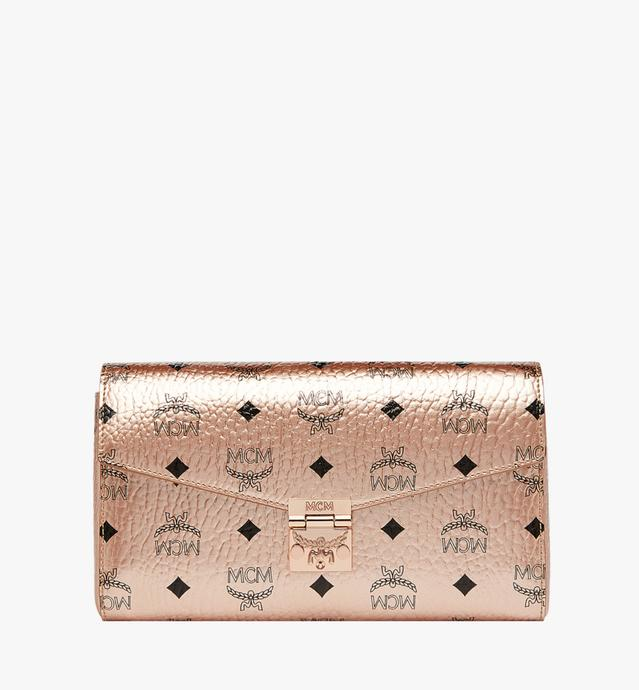 Millie Flap Crossbody in Visetos