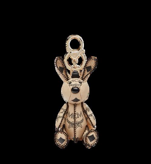 Visetos 系列的 MCM Zoo 可愛小兔幸運吊飾