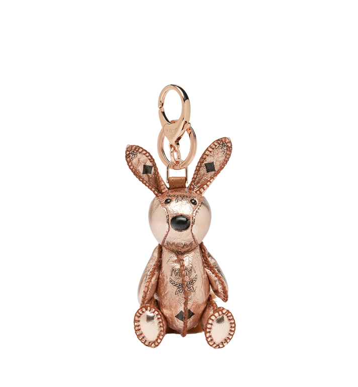 MCM MCM Zoo Rabbit Charm en Visetos Alternate View 1