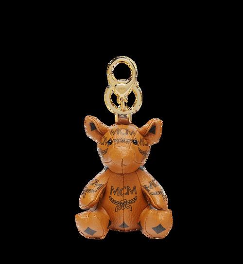MCM Visetos 動物園小豬吊飾