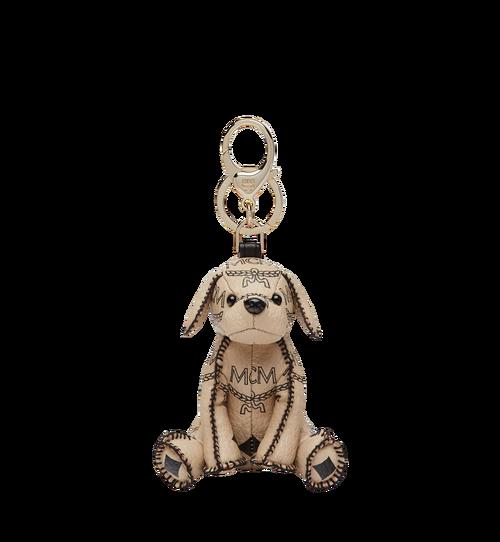 จี้ห้อยพวงกุญแจ Zoo รูปสุนัข MCM ลาย Visetos