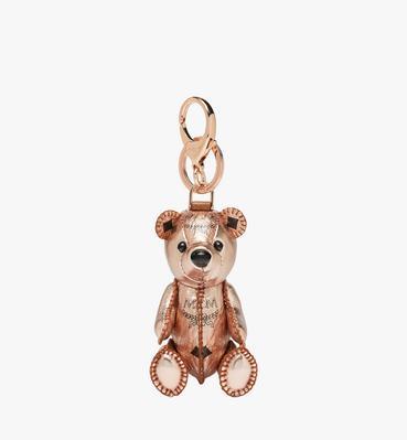 Visetos 系列的 MCM Zoo Bear 吊飾