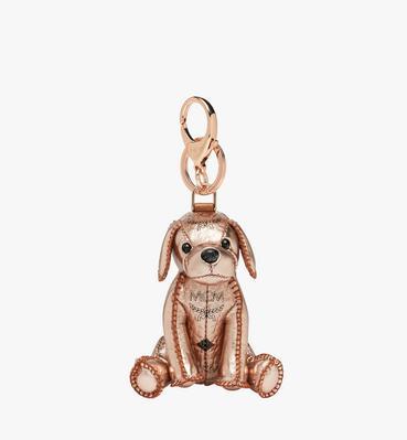 Visetos 系列的 MCM Zoo Dog 吊飾