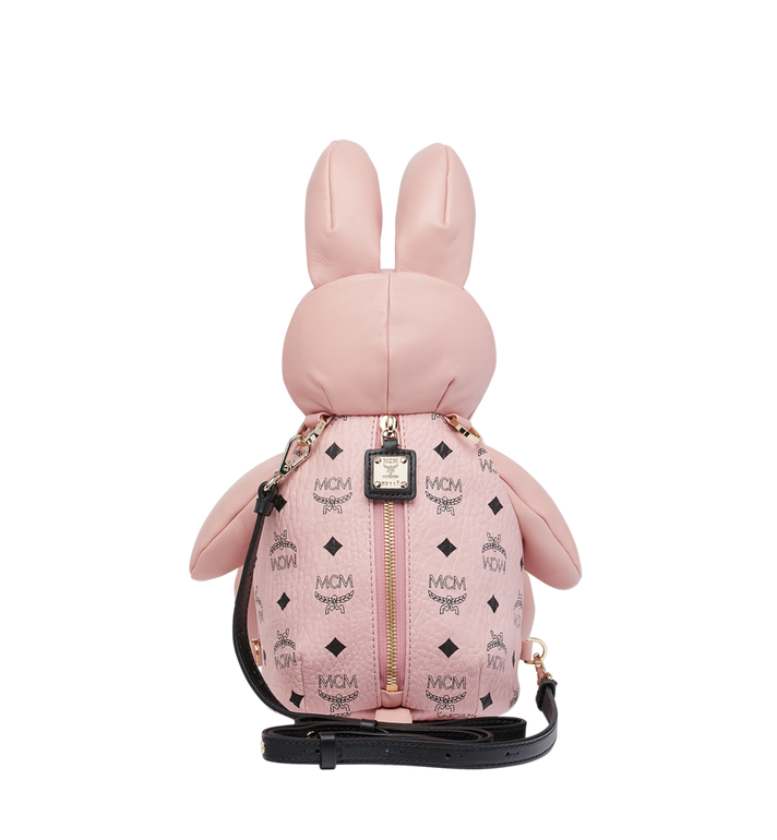 MCM MCM Zoo Rabbit Doll Backpack  MYZ8AXL17PZ001 Alternate View 5