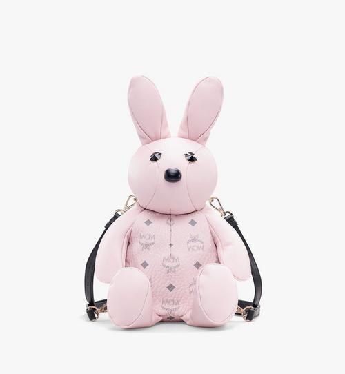 กระเป๋าเป้สะพายหลัง MCM Zoo Rabbit ลาย Visetos