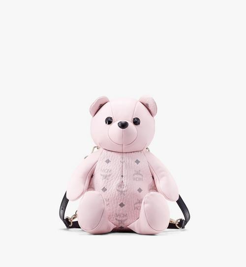 MCM Zoo Bear Backpack in Visetos