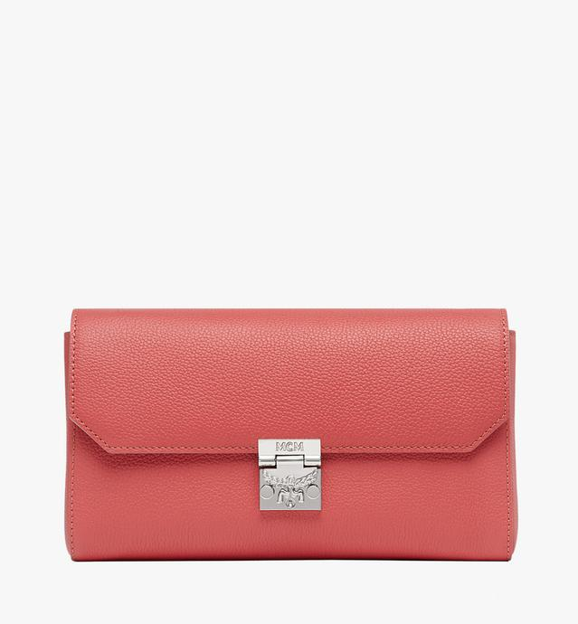 Millie Flap Crossbody in Leather
