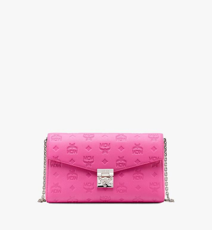MCM Millie Crossbody aus Leder mit Monogramm Alternate View