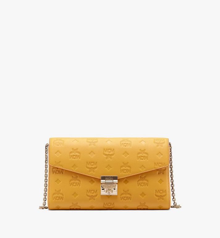 MCM Millie Crossbody in Monogram Leather Alternate View