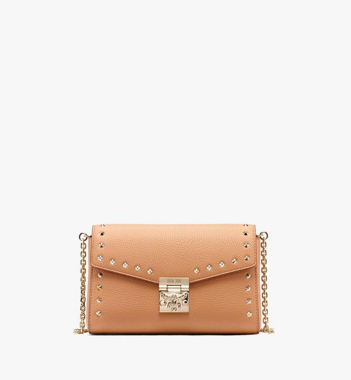 MCM Millie Crossbody aus genietetem Park Avenue Leder Alternate View