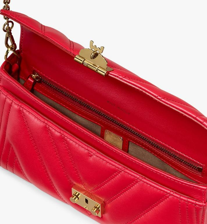 MCM Millie Crossbody Bag in Quilted Leather  MYZ9AME42RU001 Alternate View 3