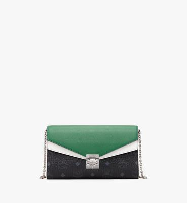 Millie Crossbody in Color Block Leather