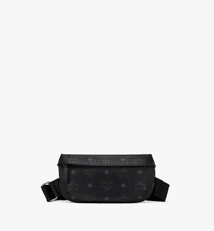 MCM Crossbody Bag in Visetos Black MYZ9AVI33BK001 Alternate View 1