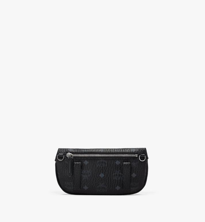 MCM Crossbody Bag in Visetos Black MYZ9AVI33BK001 Alternate View 2