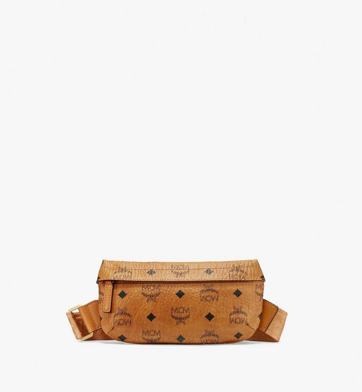 MCM Visetos 斜背包 Cognac MYZ9AVI33CO001 Alternate View 1