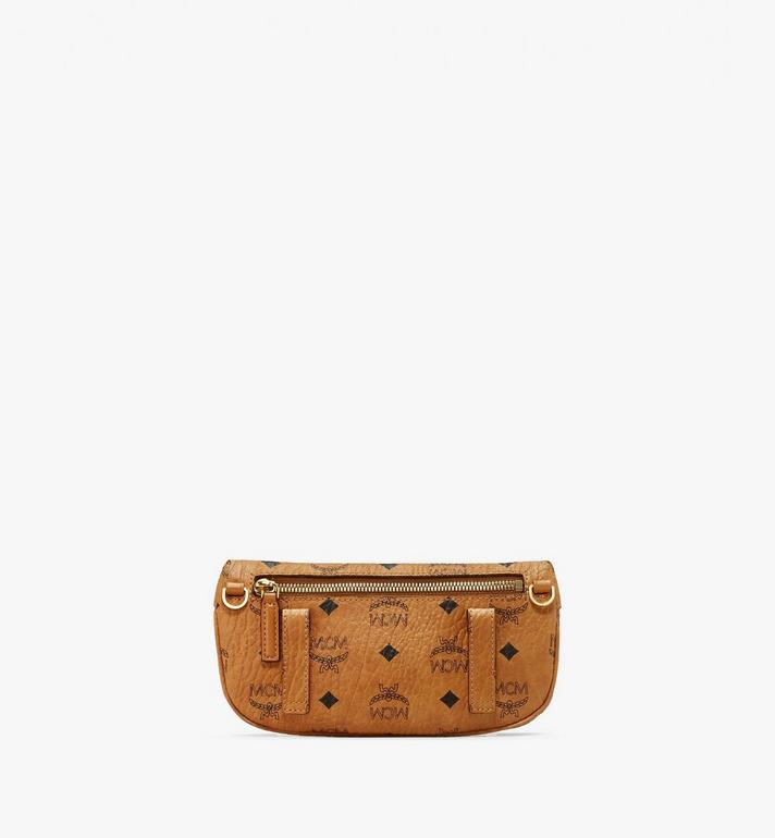 MCM Visetos 斜背包 Cognac MYZ9AVI33CO001 Alternate View 2