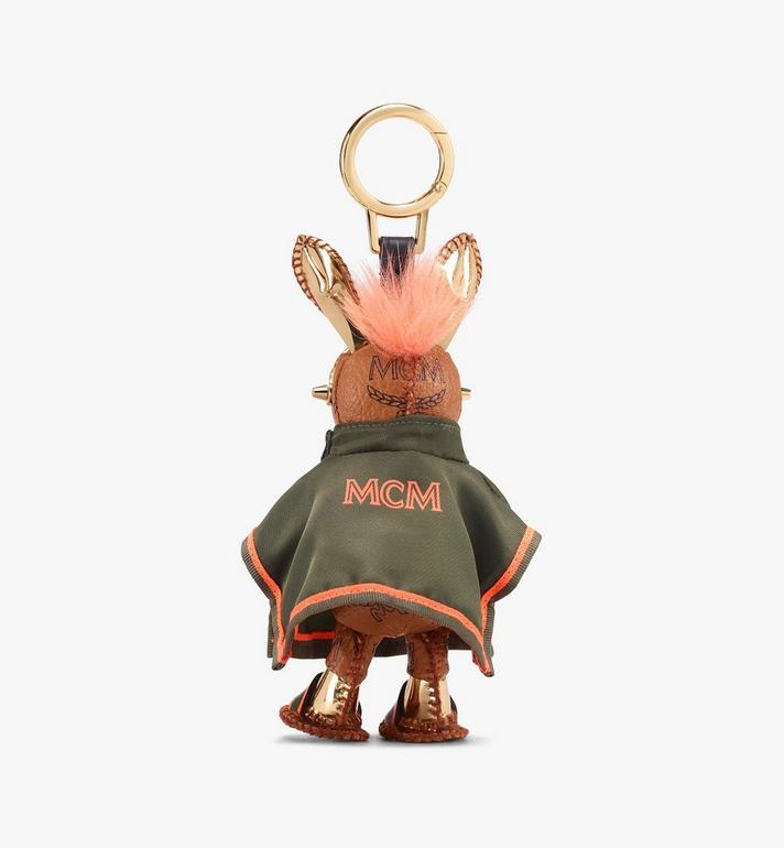 MCM Rabbit Charm Cognac MYZ9AXL07CO001 Alternate View 2