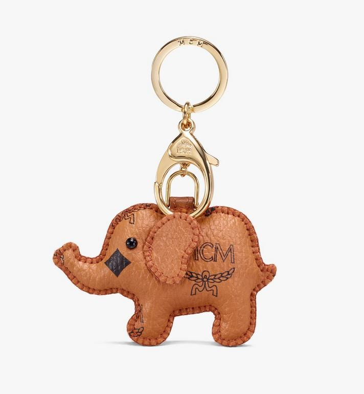 MCM Elephant Charm Alternate View
