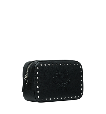 MCM Chansell Kameratasche aus Studded Outline Leder Alternate View 2
