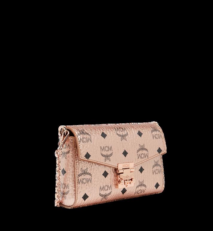 MCM Millie Flap Crossbody-Tasche in Visetos Gold MYZ9SME04TC001 Alternate View 2