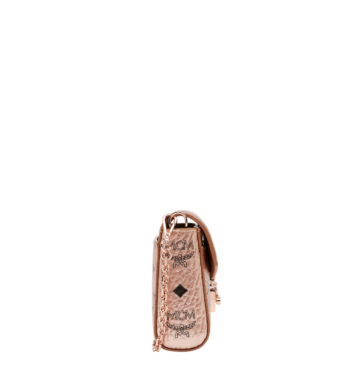 MCM Millie Flap Crossbody-Tasche in Visetos Gold MYZ9SME04TC001 Alternate View 3