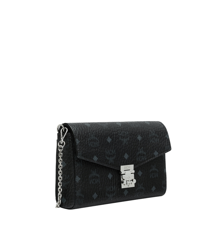 MCM Visetos皮革Millie斜揹包 Black MYZ9SME05BK001 Alternate View 2